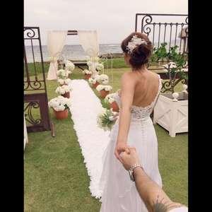 FOTOS: Karen Schwarz y Ezio Oliva se casaron en Punta Cana