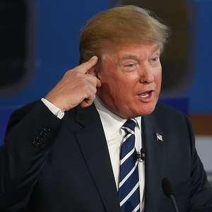 Donald Trump presume estar armado para su protección