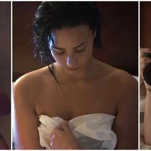Demi Lovato posa desnuda siguiendo tres reglas