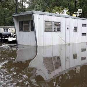 Galería: Lluvias dejan nueve muertos en Carolina del Sur