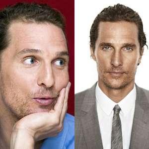 ¡Mirá el radical cambio de imagen de Matthew McConaughey!