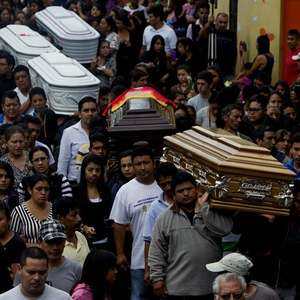Nº de mortes em desmoronamento na Guatemala sobe para 152