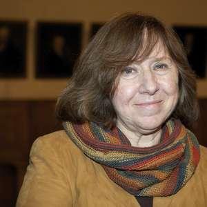 Nobel de Literatura para la bielorrusa Svetlana Alexijevich