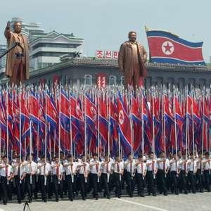 Corea del Norte prepara apoteósico desfile militar