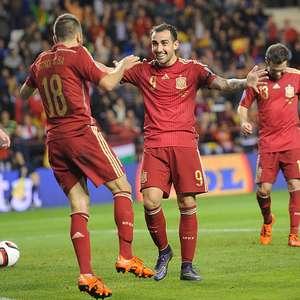 España clasifica a Francia 2016 y buscará el 'Tri'