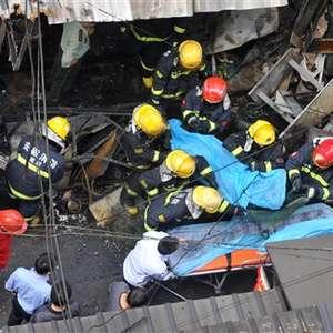 Explosión en un restaurante en China deja 17 muertos