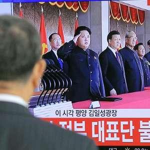 Kim Jong-un diz que país está pronto para guerra com os EUA