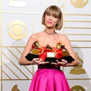 Lamar e Taylor Swift são os grandes vencedores do Grammy