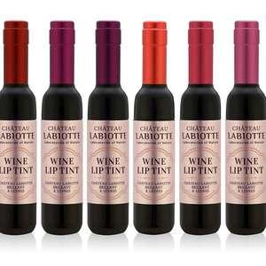 Wine Lip Tint: Batom de vinho enlouquece as fashionistas