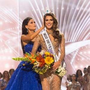 Francesa vence Miss Universo, e fãs lamentam por brasileira