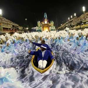 Veja a apuração do Grupo Especial do Rio no Carnaval 2017