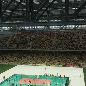 Arena da Baixada receberá fase final da Liga Mundial de ...