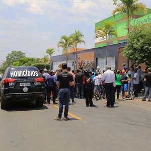 Adolescente baleada durante ataque em escola de GO deixa UTI