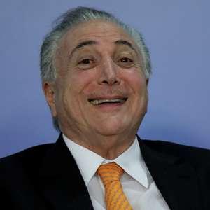 Temer tem alta e retorna hoje para Brasília