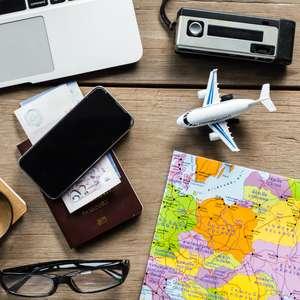 Planejando a sua viagem em 5 passos!