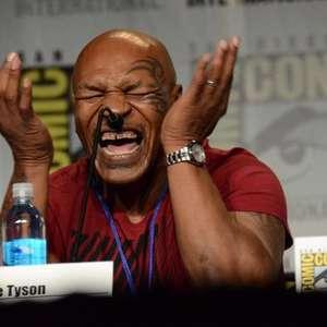 Mike Tyson investe em cultivo de maconha na Califórnia