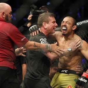 Aldo nocauteia americano e volta a vencer no UFC após 2 anos