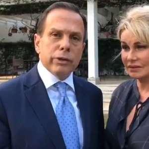 Doria pede que Justiça Eleitoral investigue vídeo sexual