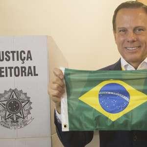Doria é eleito governador de São Paulo em eleição apertada