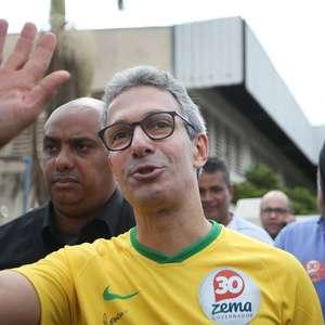 Estreante Romeu Zema é eleito governador de Minas Gerais