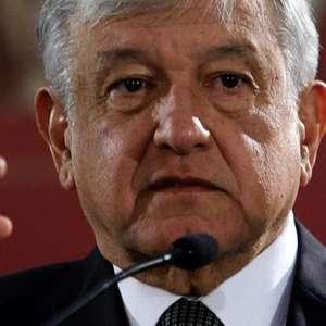 Presidente mexicano pede fim do próprio foro privilegiado