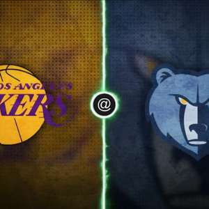 NBA: Memphis Grizzlies 88 x 111 Los Angeles Lakers