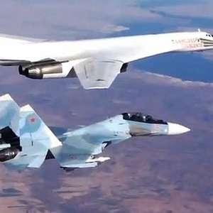 Rússia envia aviões de guerra para a Venezuela