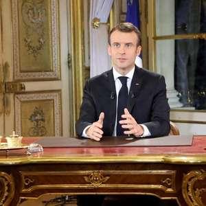 "Após protestos, Macron anuncia ""pacote de bondades"""