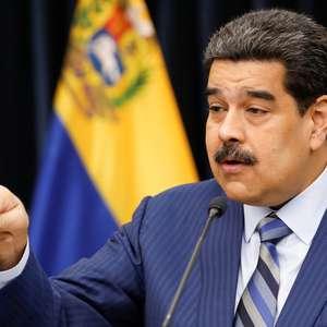 """Maduro denuncia """"plano"""" dos EUA e Brasil para assassiná-lo"""