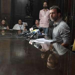 Freixo diz que terá apoio da polícia legislativa em Brasília