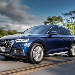Audi Q5 ganha versão blindada de fábrica
