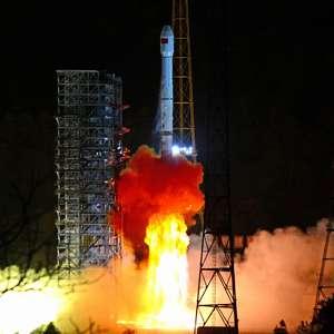 Inédito: espaçonave chinesa pousa no lado oculto da Lua