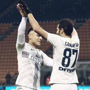 Inter goleia Benevento e se classifica na Copa da Itália