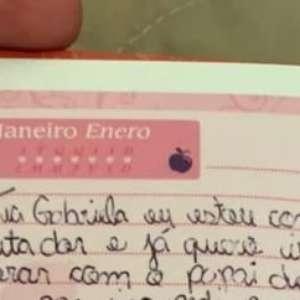 Antes de morrer, órfã deixa carta para voluntária que a ...