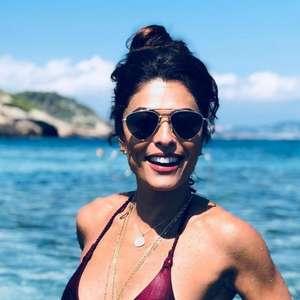 Conheça o tratamento de Juliana Paes para o 'abdômen colar'