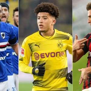 Confira dez jogadores que surpreendem na temporada européia