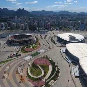 Justiça interdita todas as instalações olímpicas do Rio