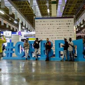 Influenciadores aprendem a lucrar com marcas na Campus Party