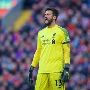 Alisson pede foco e concentração ao Liverpool para ...