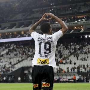 Gustagol celebra gol decisivo explica boa fase: 'Matar ...