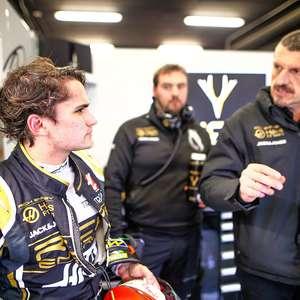 Pietro Fittipaldi recebe elogios da Haas pelo bom ...
