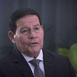 Mourão: confronto, só se Venezuela atacar
