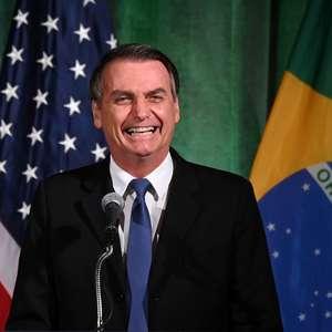 Bolsonaro se diz amigo dos EUA e quer aprofundar parcerias