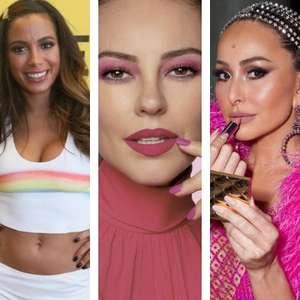 Nude, red: 5 batons das famosas que custam menos de R$ 30