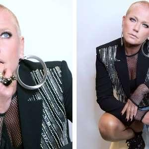 Lição de estilo: Xuxa prova que look descolado não tem idade