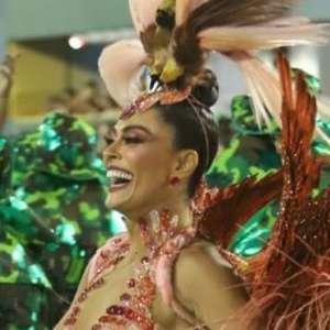 Juliana Paes explica saída da Grande Rio após dois ...