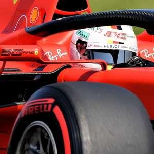 Vettel confiante que Ferrari não vai repetir os ...