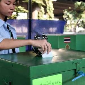Tailândia celebra primeiras eleições desde o golpe de 2014