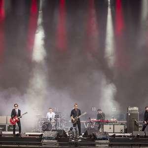 Interpol traz sua cara indie de novo para o Lollapalooza