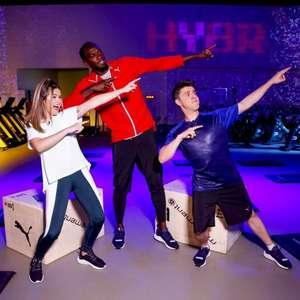 Maisa irá entrevistar Usain Bolt